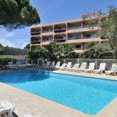 Accomodation hotel golfe juan french riviera holiday