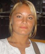Noémie Broglio diving Instructor